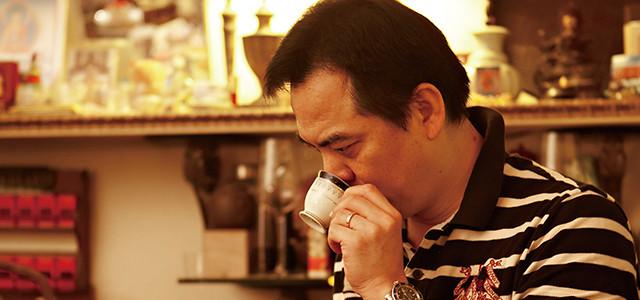 相思李舍李威德    堅持最真的咖啡滋味