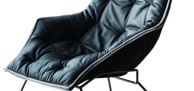 Maserati X Zanotta Ground Tour 躺椅 :典藏限量稀世珍寶