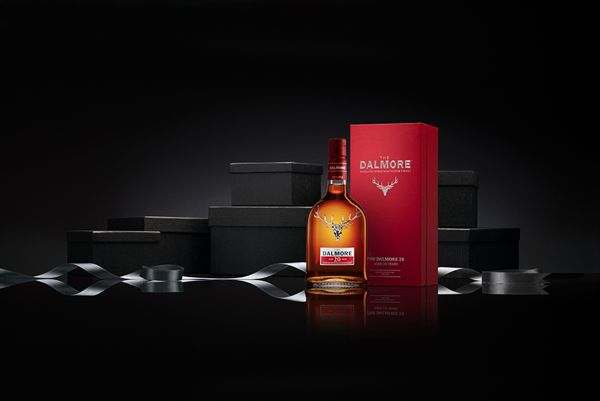 ssDalmore Bottle and box