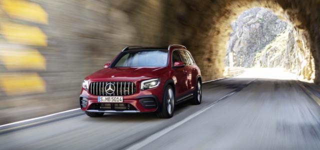 國外原廠全新發表 Mercedes-Benz GLB 搶先看!