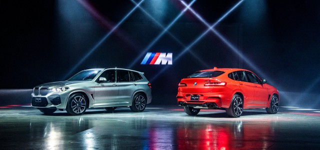 BMW X3 M 及X4 M COMPETITION 豪華運動休旅 熱血制霸