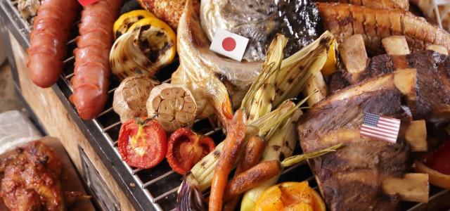 晶華酒店端出「全球大烤宴」 各式烤肉大餐搭配頂級牛排禮盒