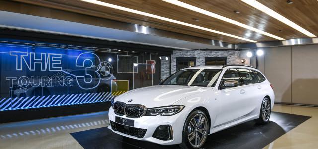 品味生活 內外皆型 全新世代BMW 3系列Touring個性上市