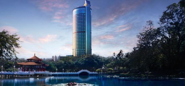 自駕府城三日輕旅行  之  香格里拉台南遠東國際大飯店