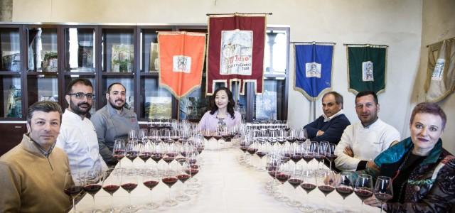 台灣防疫成功受國際肯定,義大利葡萄酒王酒后傳統盛宴今年轉移至台灣舉辦