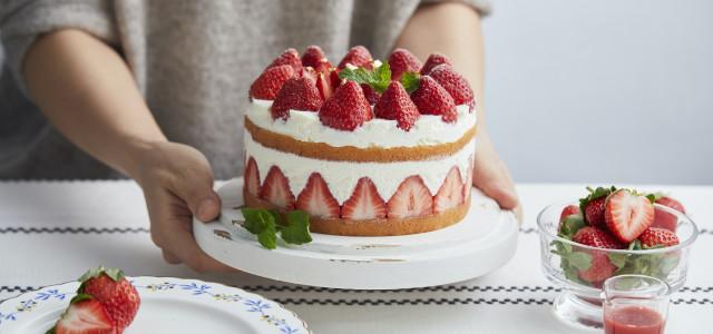 MJ Handmade Patisserie 微甜室  季節限定草莓蛋糕搶先預購!