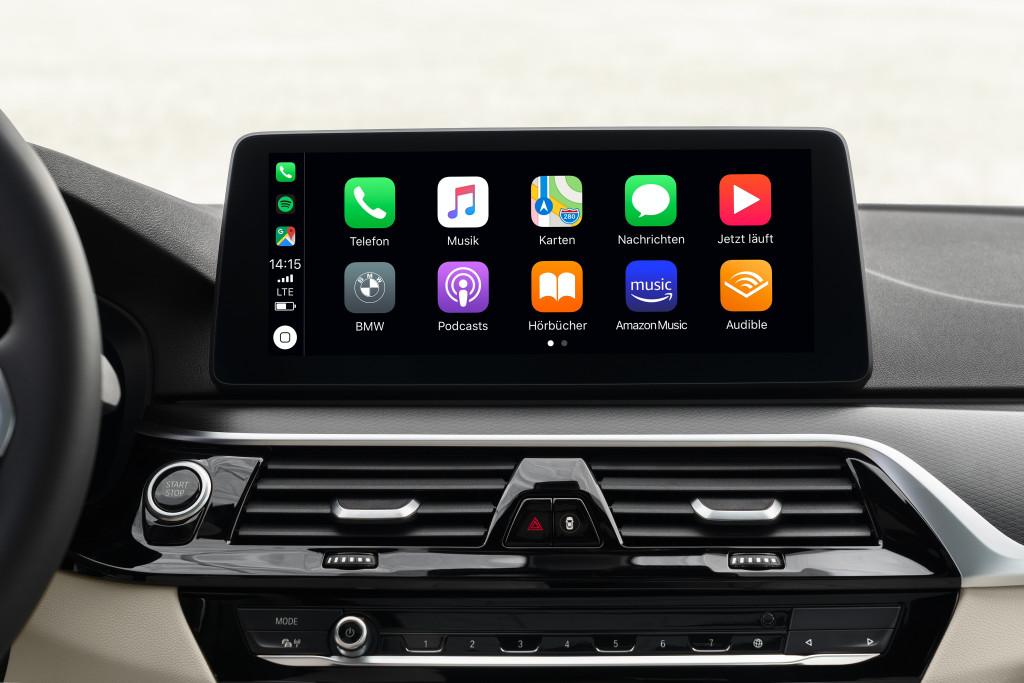 無線智慧型手機整合系統(Apple CarPlay)