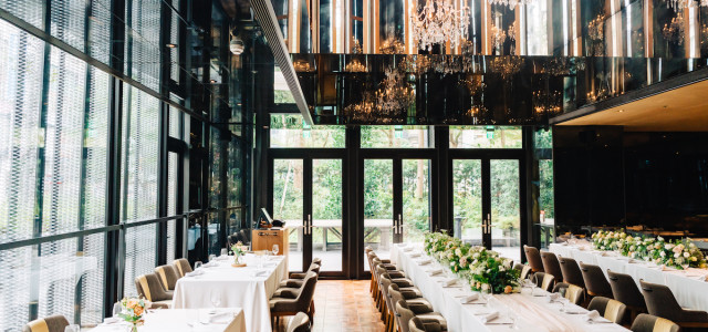在台北東區舉辦溫馨精緻的包套式婚禮吧!賦樂旅居 結合住宿、婚宴、婚禮派對的全新服務