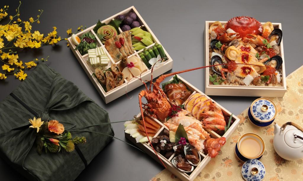 山海樓 山海珍寶盒 (合照-橫)