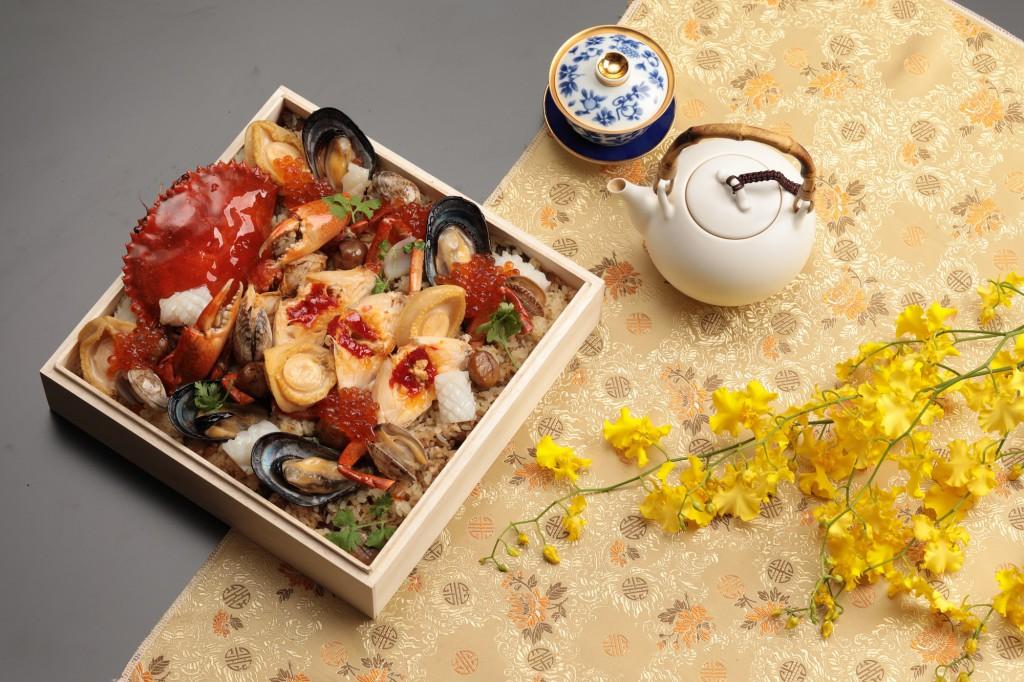 山海樓 山海珍寶盒-海