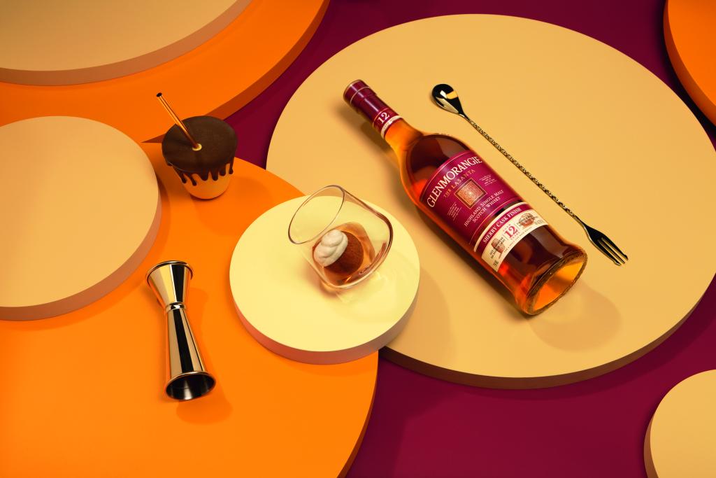 格蘭傑蛋糕尾巴-格蘭傑勒桑塔LASANTA威士忌