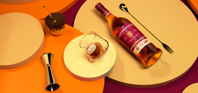 當紅的威士忌風味    雪莉風潮強勢襲台  《格蘭傑12年PX 雪莉桶 LASANTA》