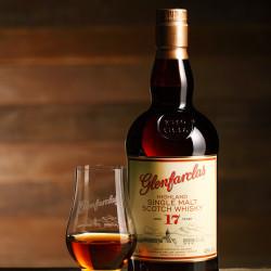 當紅的威士忌風味    雪莉風潮強勢襲台   《格蘭花格 17、21年》