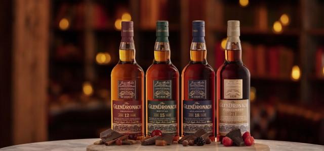 當紅的威士忌風味    雪莉風潮強勢襲台  《格蘭多納核心系列12年、15年、18年、21年》