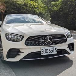 優雅從容的浪漫情懷 奢華舒適的宜人旅程  Mercedes-Benz E 300 Coupe 試車報告