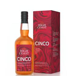當紅的威士忌風味    雪莉風潮強勢襲台    《HIGH COAST 瑞典高岸舞雪莉》