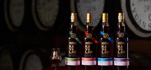 當紅的威士忌風味    雪莉風潮強勢襲台   《噶瑪蘭經典獨奏 Amontillado 與 Manzanilla 雪莉桶原酒》