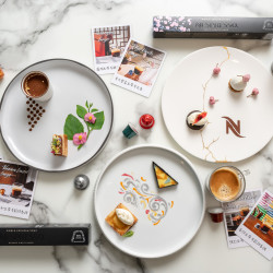 Nespresso環遊世界大杯咖啡之旅正式啟航  MiraWan期間限定套餐開賣 咖啡X甜點