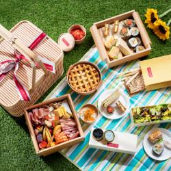 台北君悅兒童假期大展開! 小職人兒童派對+Gogoro自行車+全新下午茶+外帶野營餐籃